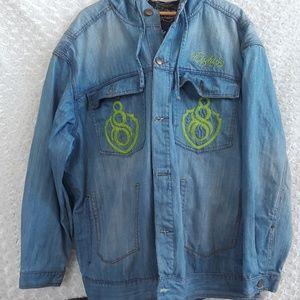 Eight 732 denim jacket.
